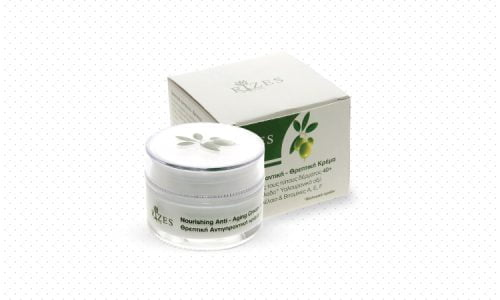 Αντιγηραντική - θρεπτική κρέμα για όλους τους τύπους δέρματος (40+) 50ml