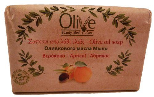 Σαπούνι Ελαιολάδου Με Βερυκοκο 100gr