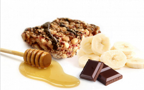 Μπάρα Σοκολάτα - Μπανάνα (Χωρίς Ζάχαρη)