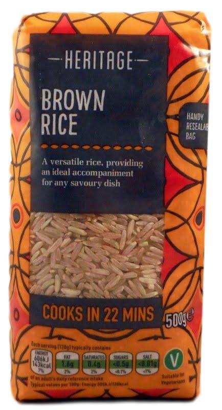 Καστανό Ρύζι 500γρ