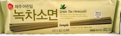 Νούντλς Με Πράσινο Τσάι 300γρ