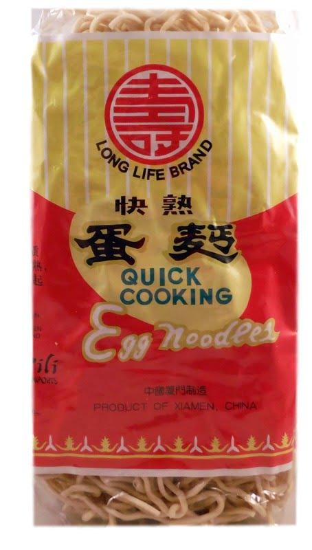 Κινέζικα Στιγμιαία Νούντλς Αβγού 500γρ