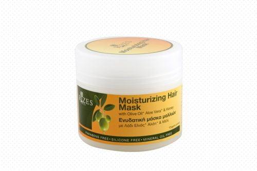 Βιολογική Ενυδατική Μάσκα Μαλλιών Με Λάδι Ελιάς Αλόη & μέλι 200ml