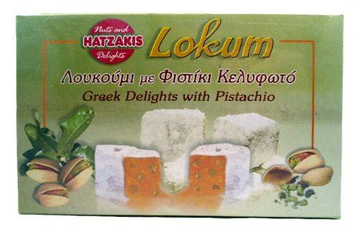 Λουκούμι Φυστίκι Κελυφωτό 300γρ