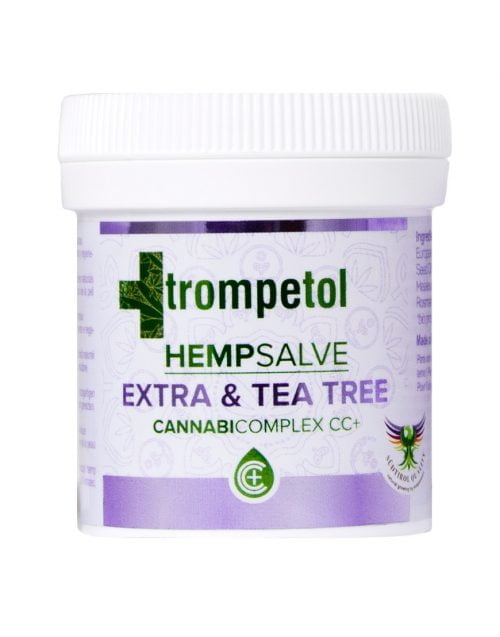 Trompetol Hemp Salve Extra & Tea Tree-100ml
