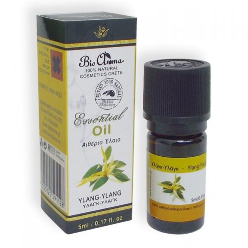 100% Αγνό Αιθέριο Έλαιο Ylang ylang 5ml