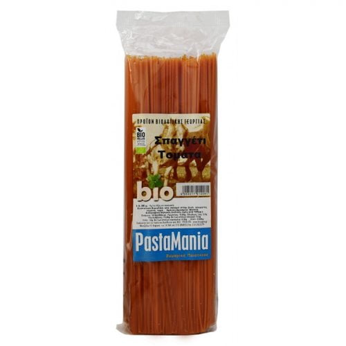 Spaghetti tomato Pastamania ΒΙΟ 500gr