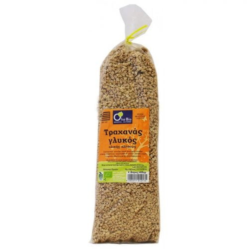 Trahanas sweet wholegrain ΒΙΟ 400gr