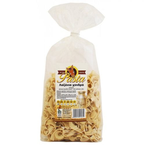Noodles with Donkey milk ΒΙΟ 400gr
