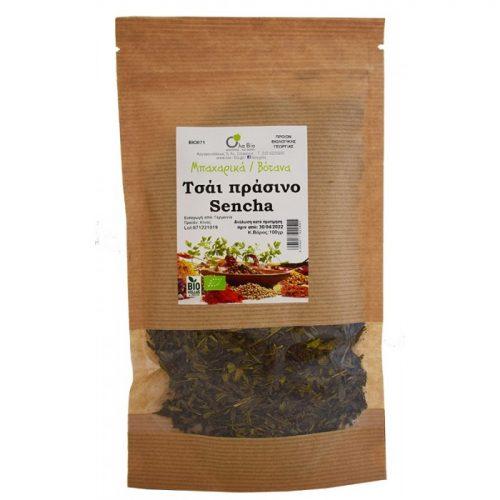 Green tea Sencha ΒΙΟ 100gr