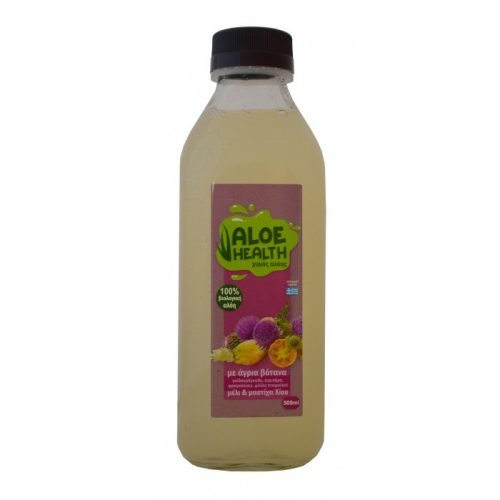 Aloe juice mastic  500ml