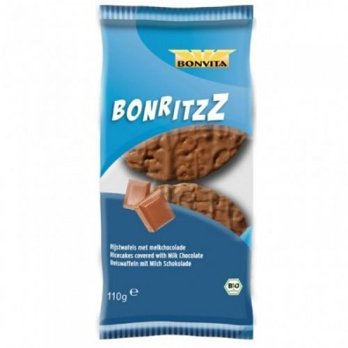 Rice cakes chocolate  ΒΙΟ 110gr