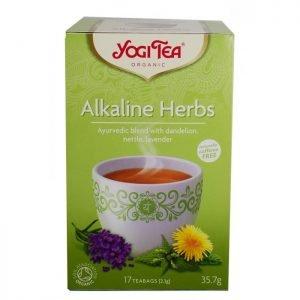 Yogi+tea+alkaline+herbs+%CE%92%CE%99%CE%9F+35.7gr