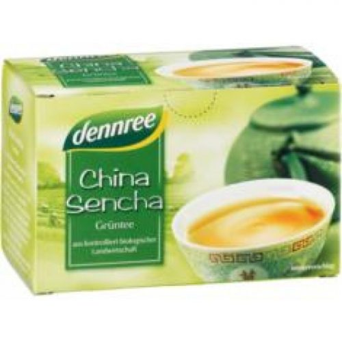 Green tea Sencha (in sachets) 20x1.5gr