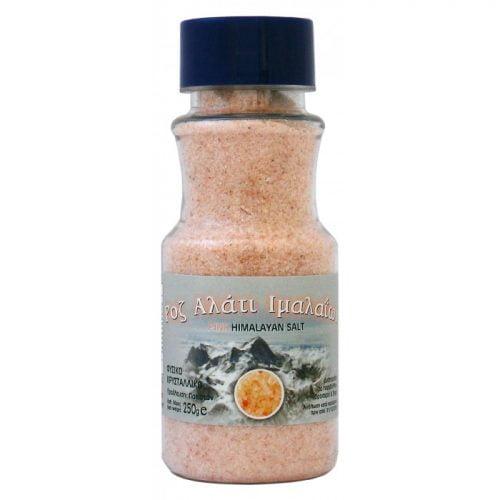 Himalayan salt fine (salt shaker)  250gr