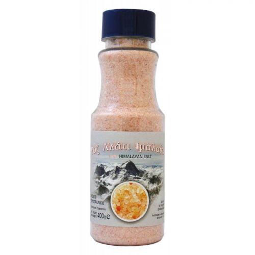 Himalayan salt fine (salt shaker)  400gr