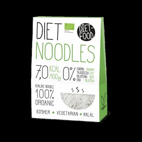 Noodles konjac ΒΙΟ 385gr