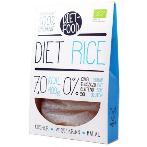 Konjak rice  BIO 385gr