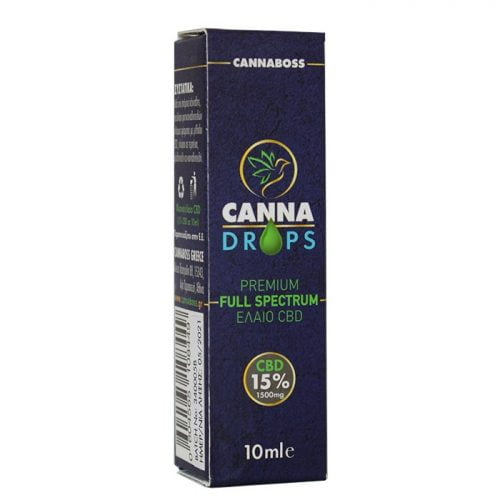 CBD OIL 15%  10ml