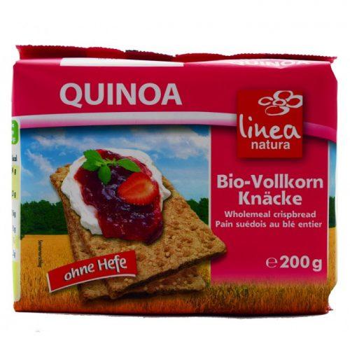 Rye crackers with quinoa ΒΙΟ  200gr