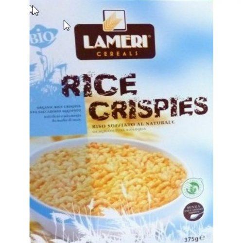 Rice crispies (in box) no added sugar ΒΙΟ 375gr