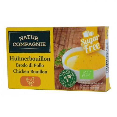 Chicken cubes ΒΙΟ 88g
