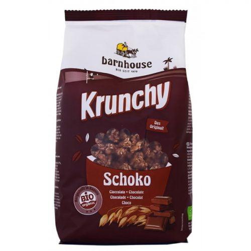 Krunchy chocolate BIO 375gr