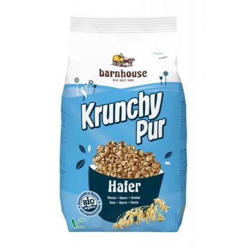 krunchy pur whole oats bio 375gr