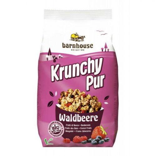 krunchy pur forest fruits bio 375gr