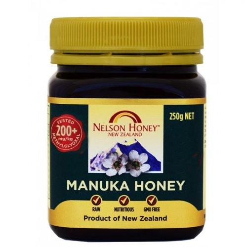 Manuka honey 200+ 250gr