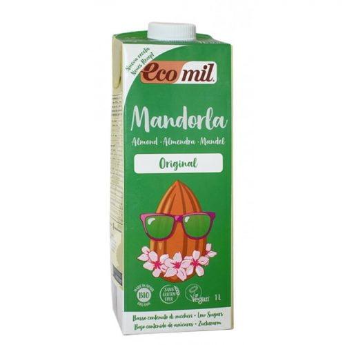 Almond drink + agave ΒΙΟ 1 LT