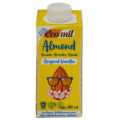 Almond drink vanilla ΒΙΟ  200ml