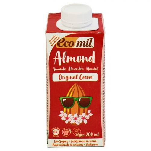 Almond drink chocolate ΒΙΟ 200ml