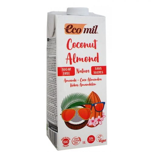 Almond - Coconut drink sugar free ΒΙΟ 1000ml