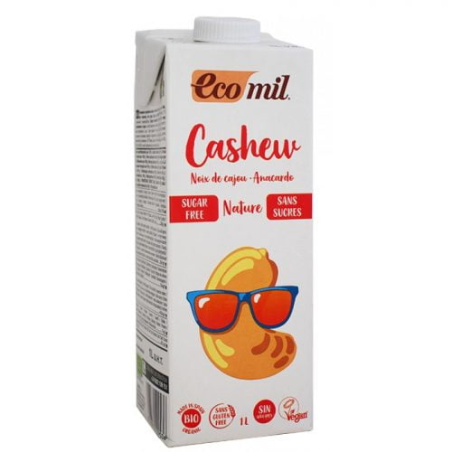 Cashew drink natural sugar free ΒΙΟ 1Lit.