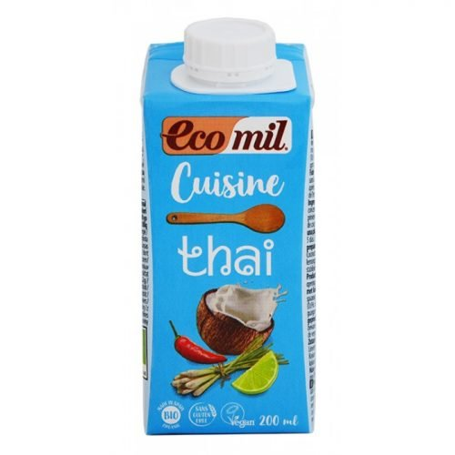 Thai cooking cream ΒΙΟ 200ml