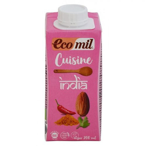India cooking cream ΒΙΟ 200ml