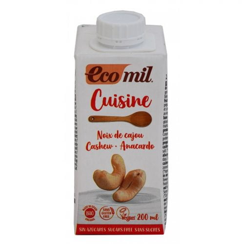 cashews cooking cream ΒΙΟ 200ml