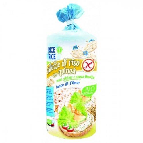 Rice cakes with quinoa ΒΙΟ 100gr