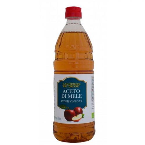 Apple vinegar (plastic bottle) ΒΙΟ  750ml