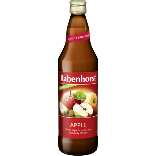 Apple juice ΒΙΟ 750ml