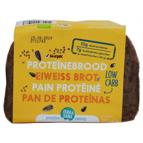 Proteine bread BIO 250gr