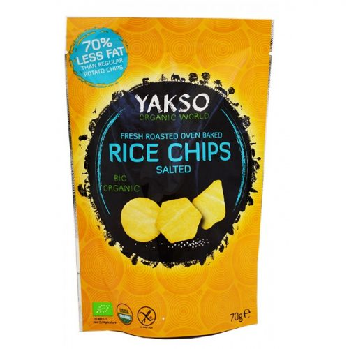 Rice chips ΒΙΟ 70gr