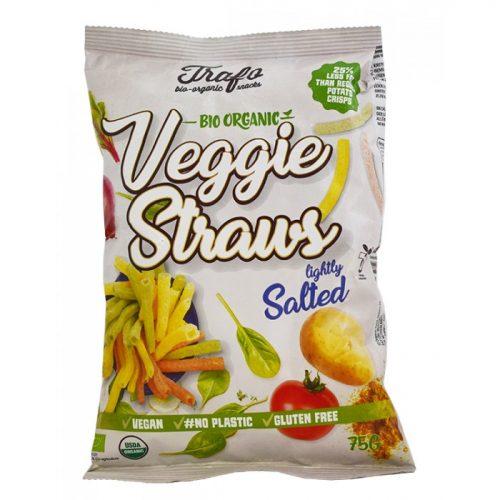 Veggie chips  ΒΙΟ 75gr