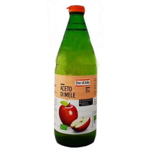 Apple vinegar (glass bottle) ΒΙΟ  750ml