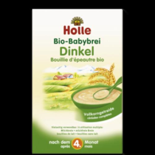Spelt porridge from 4 months ΒΙΟ  250gr