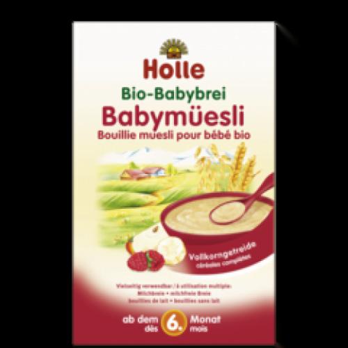 Baby muesli porridge from 4 months ΒΙΟ 250gr