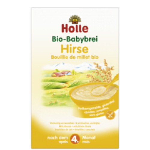 Millet porridge from 4 months ΒΙΟ 250gr