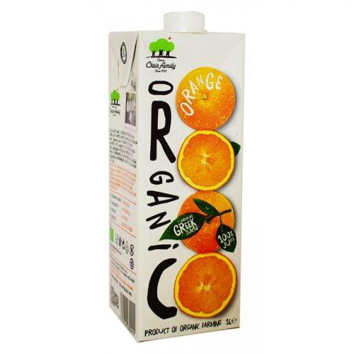 Χυμός πορτοκάλι ΒΙΟ 1Lt