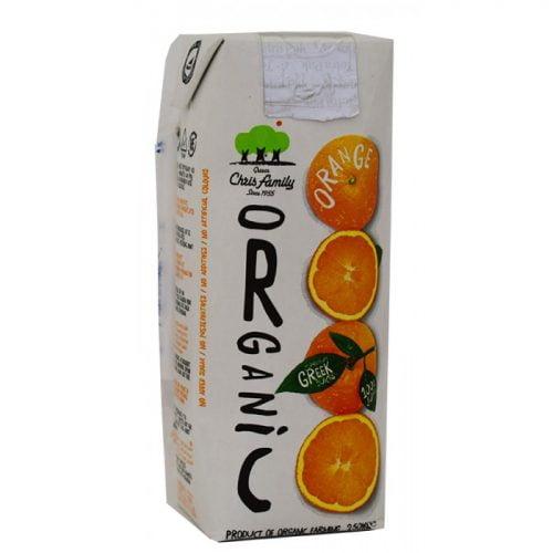 Χυμός πορτοκάλι ΒΙΟ 250ML